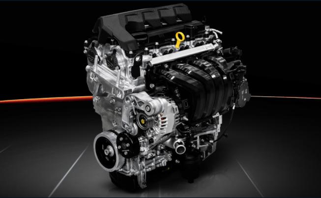 Động cơ 1.6L và 2.0 trên kia cerato 2022