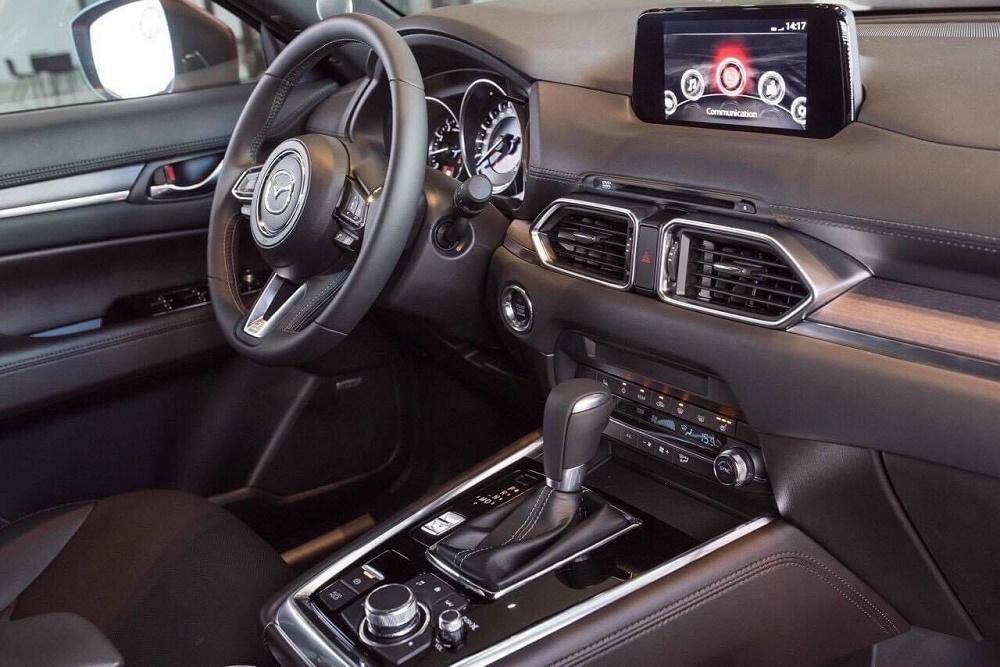 Nội thất Mazda CX-8